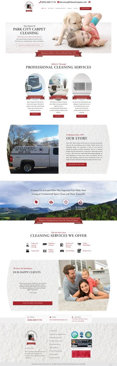 Clean Carpets of Park City, Inc.
