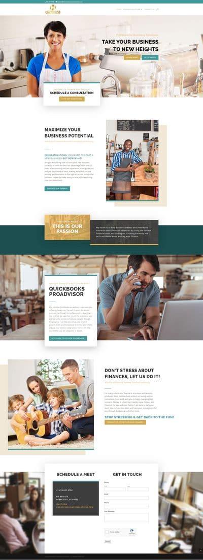 Horrocks Business Solutions