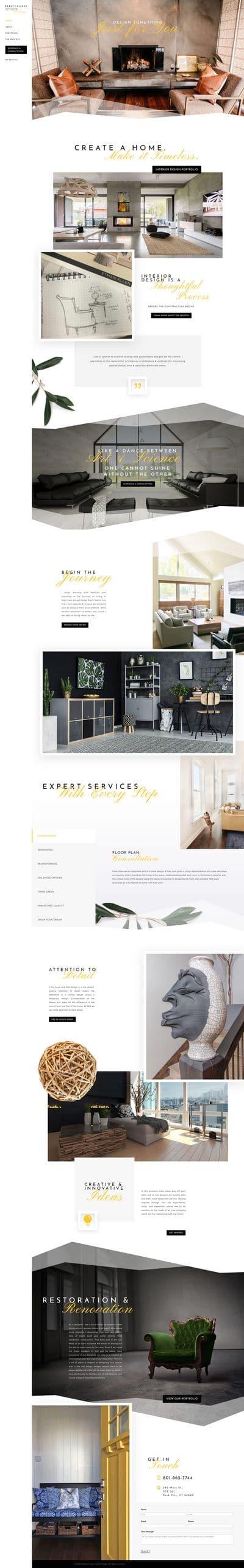 Rebecca Kaye Interior Design