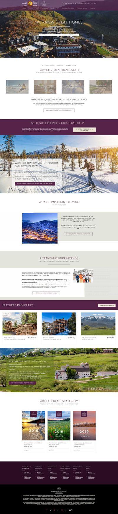 Ski Resort Property Group